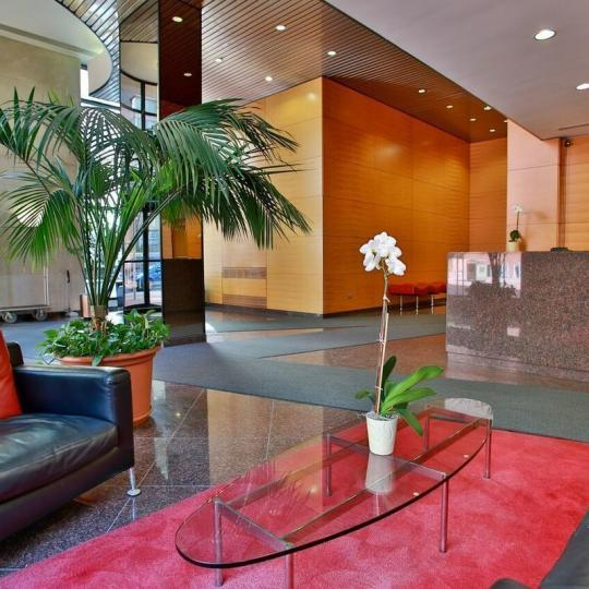 The Building's Lobby at 250 East 40th Street in Manhattan