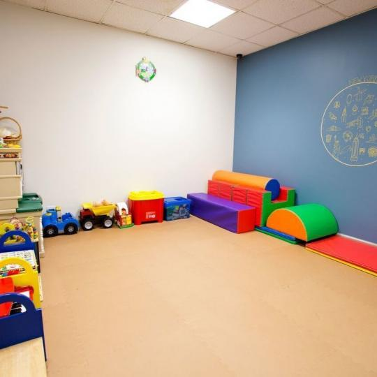 Apartments for sale at The Highpoint in Manhattan - Children's Playroom