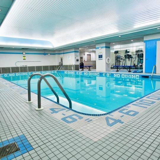 Swimming Pool at 250 East 40th Street in NYC