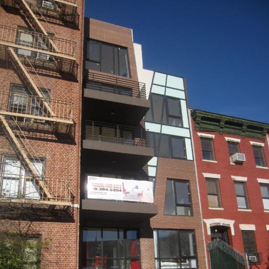 251 South 3rd Street Building - Brooklyn Rentals