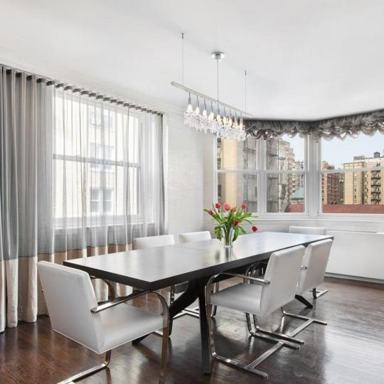 Dining Area at Claremont Condominium in NYC - Condos for sale