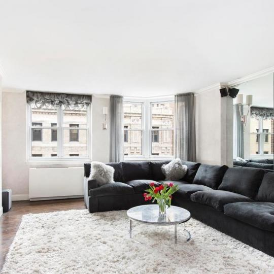 Condos for sale at 255 West 85th Street in NYC - Living Room
