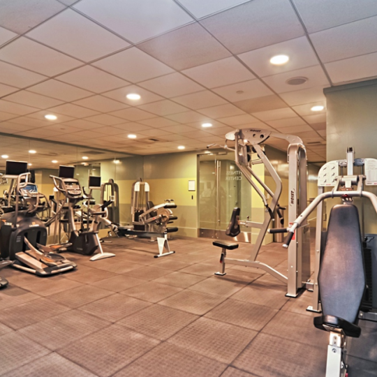 Wide variety of amenities at 260 Park Avenue S - Fitness