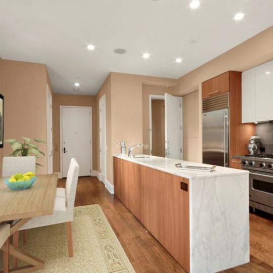 Apartments for sale in New York - Kitchen