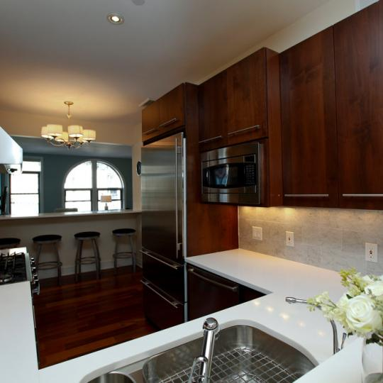 Tribeca Five Kitchen - Manhattan Condos for Sale