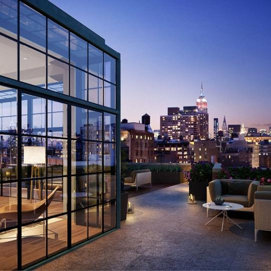 295 Lafayette-Terrace- Nolita- NYC Condos for Sale