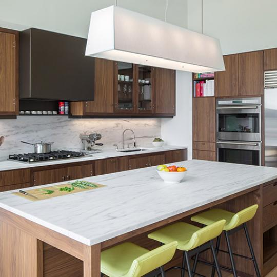 Kitchen of 71 Laight Street in Tribeca - NYC Apts for sale