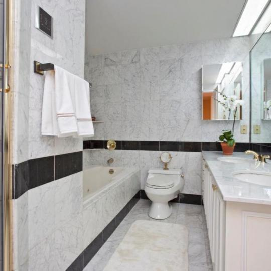 Condos for sale at 300 East 85th Street - Bathroom