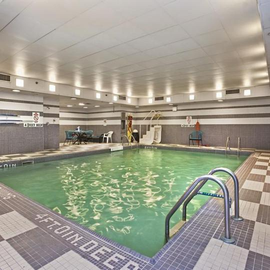 Wide variety of amenities at 300 East 85th Street - Pool