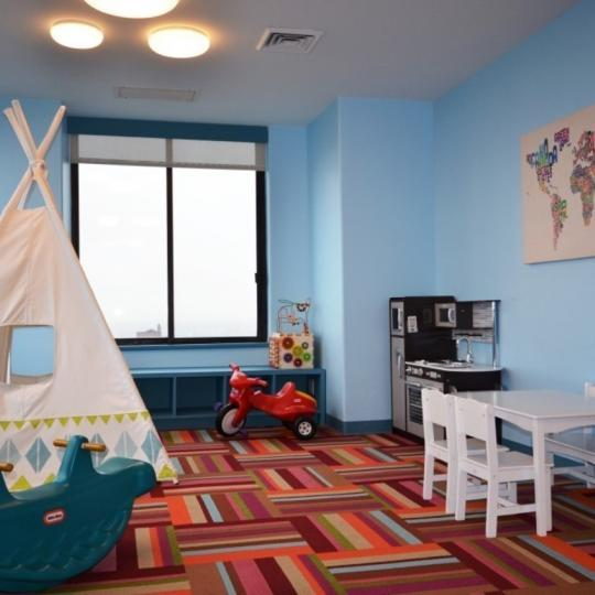 Children's Playroom at The Waterford in Upper East Side