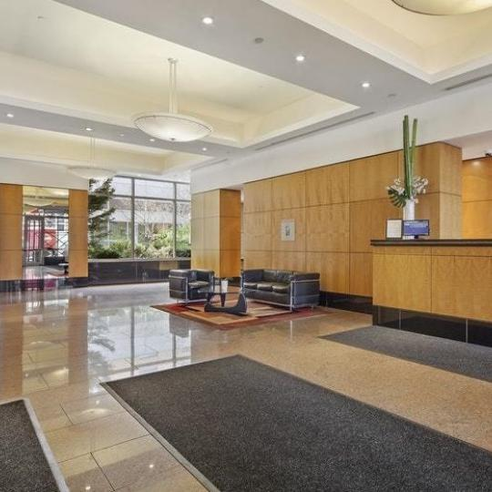 The Building's Lobby at 300 West 135th Street in NYC