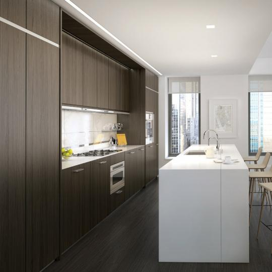 Kitchen - 301 East 50th Street