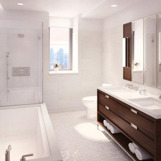 Bathroom - 301 East 50th Street