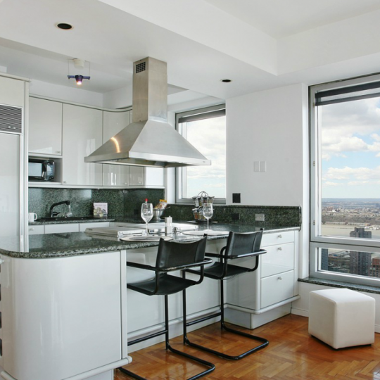 Kitchen at 301 west 57th