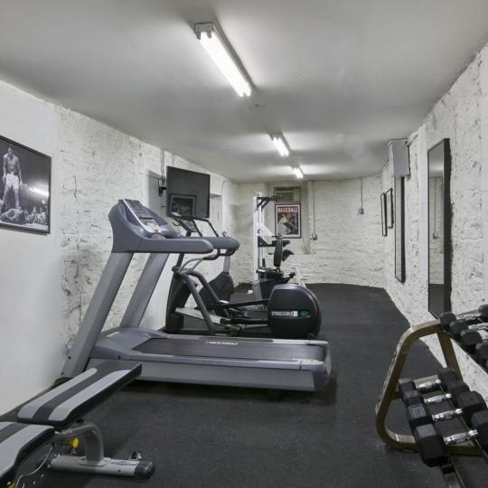 Fitness Center at 305 West 150th Street in Central Harlem - Apartments for sale
