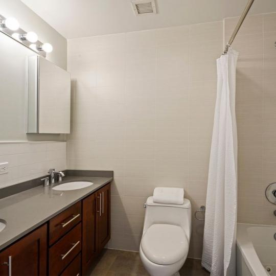 Apartments for sale at Brownstone Lane II in Harlem - Bathroom