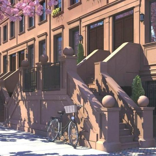 Apartments for sale at 313 West 119th Street in NYC