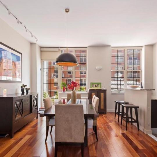 Apartments for sale at Brownstone Lane II in NYC - Dining Room
