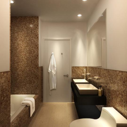 Bathroom - Alexander Plaza - Manhattan - New York City - Condo For Sale