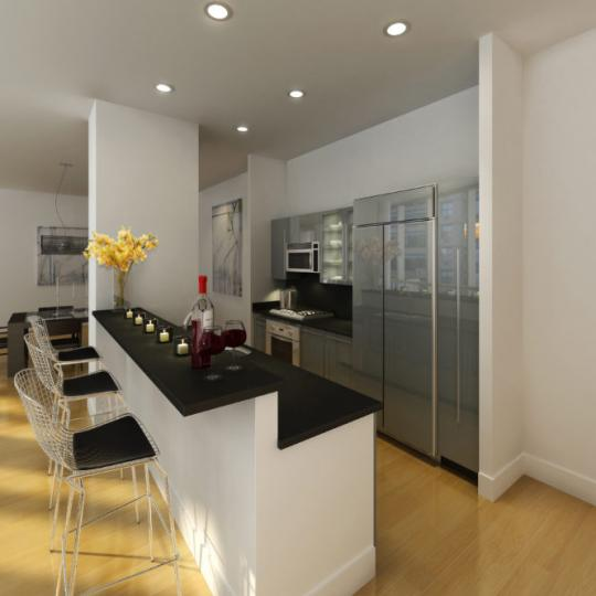 Kitchen - 315 East 46th Street - Turtle Bay - Apartment For Sale