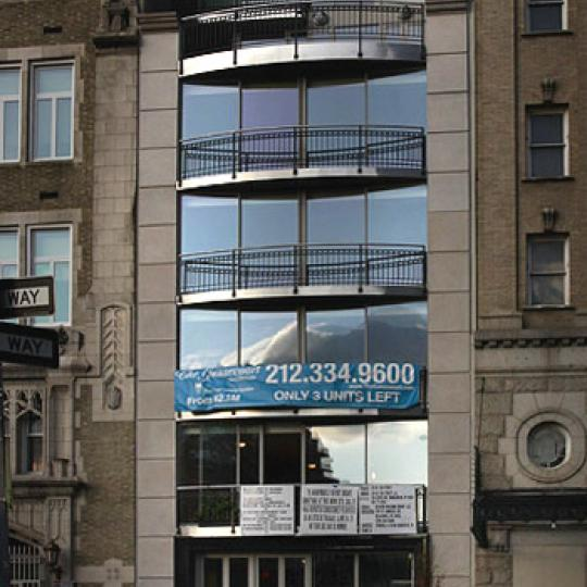 The Gansevoort NYC Condos - 325 West 13th street Apartments for Sale
