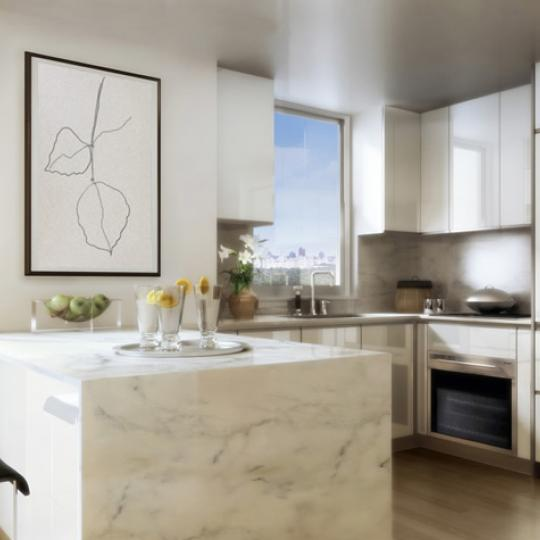 322 West 57th Street Condos for Sale NYC - The Sheffield Kitchen