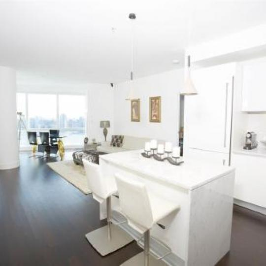 One Rector Park Kitchen - Apartments for Sale in Battery Park City