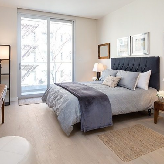 Apartments for sale at 337 East 62nd Street NYC - Bedroom