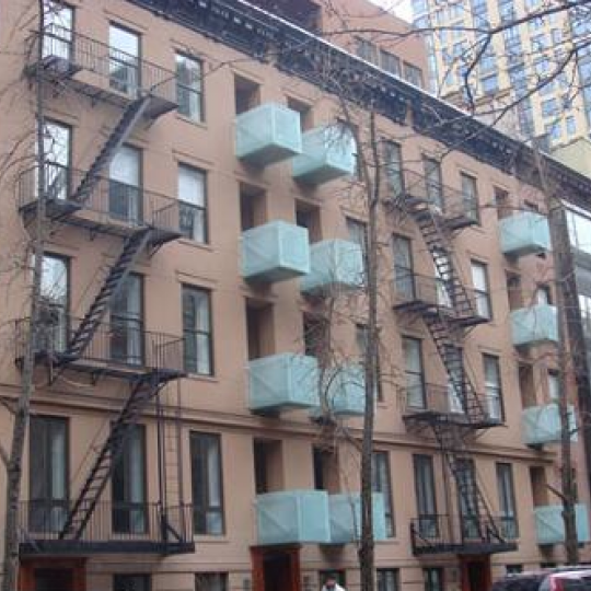 Turtle Cove Apartments: 343 East 50th Street