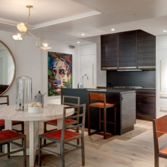 345 Meatpacking Condo - Diningroom
