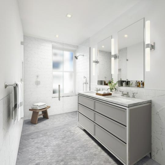 Apartments for rent at 350 West 71st Street in NYC - Bathroom