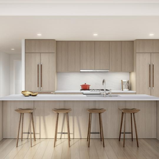 Kitchen at 350 West 71st Street in Upper West Side - Kitchen