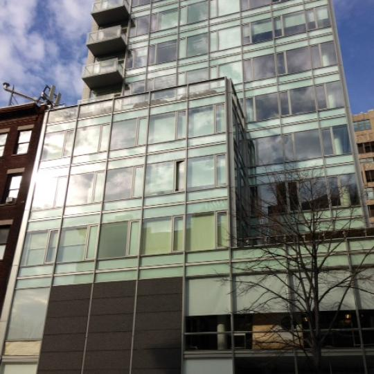 350 West Broadway outside - New Construction Manhattan