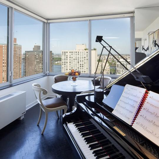 Apartments for sale at 360 East 88th Street - Dining Room