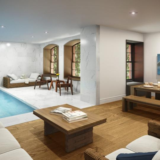 Private Pool- 36 Bleecker Street- Condos for sale in Noho