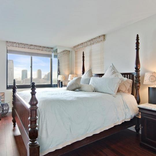 Condos for sale at 377 Rector Place in Battery Park City - Bedroom