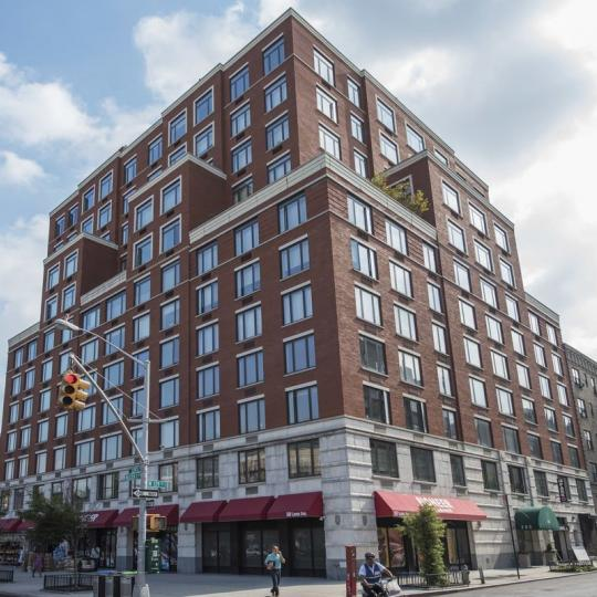 Apartments for sale at The Lenox Condominium in Harlem