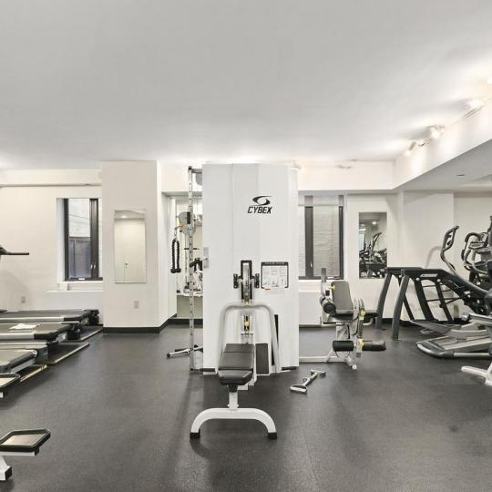 Fitness Center at 380 Lenox Avenue in NYC
