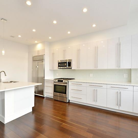 Open Kitchen at The Lenox Condominium in NYC - Condos for sale