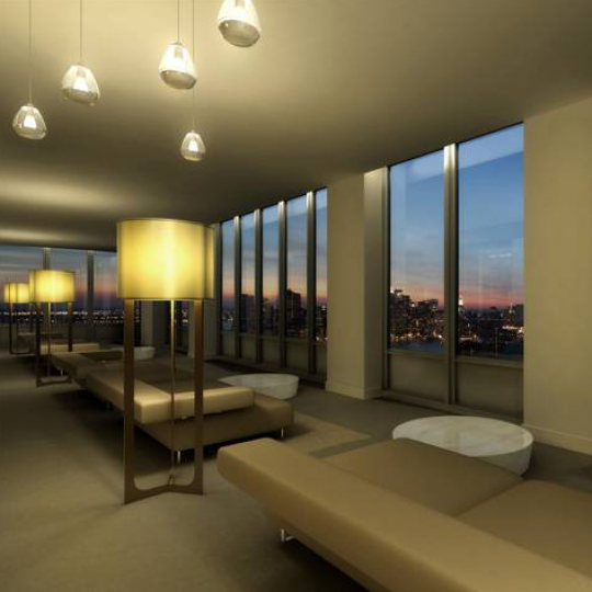 Lobby- 388 Bridge Street- Apartments for sale in Downtown Brooklyn