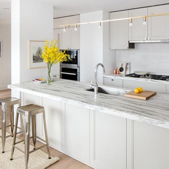 Open Kitchen at 389 East 89th Street in NYC