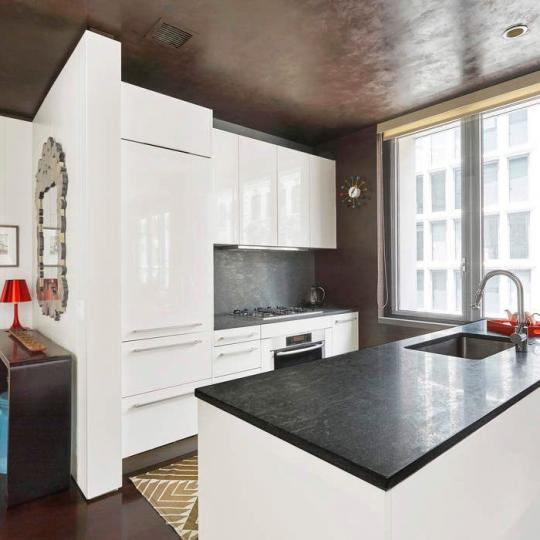 4 West 21st Street - Kitchen - Condo for Sale Manhattan
