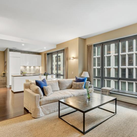 4 West 21st Street - Living room - Condo for Sale Manhattan