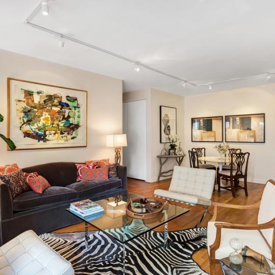 40 West 55th NYC Rental apartments - living room