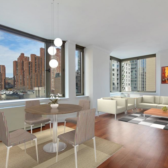 Living Room - Condos for sale at Century Tower