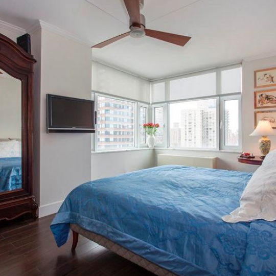 Condos for sale in New York - Bedroom