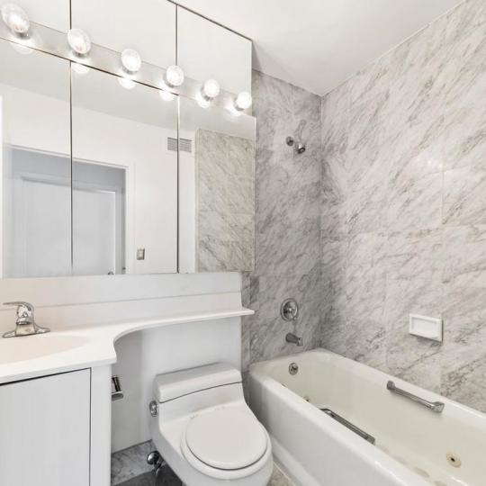 Apartments for sale at 404 East 79th Street in NYC - Bathroom