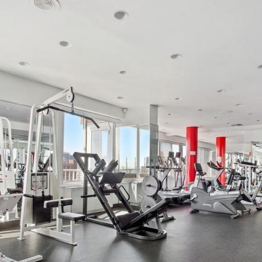 Condos for sale at 404 East 79th Street in Manhattan - Fitness Center