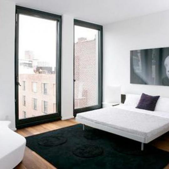 40 Bond Street New Construction Condominium Bedroom