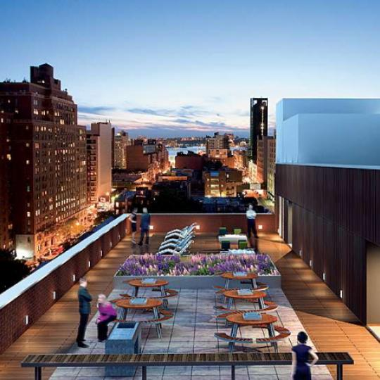 Loft 25 Rooftop - Manhattan Condos for Sale